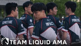 Team Liquid LoL | Answering Your Questions In Bed