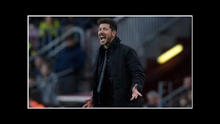 Eagles can't stop Messi at World Cup, says Diego Simeone