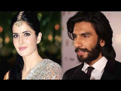 Ranveer Singh's Special MESSAGE For Deepika Padukone, Katrina Kaif Is NOT Affected By Break Up