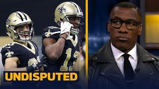 Skip and Shannon have a problem with Michael Thomas