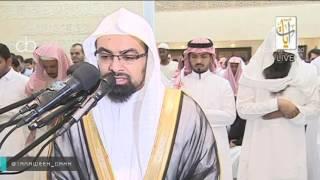 تلاوة صلاة التراويح للشيخ ناصر القطامي ليلة 27 رمضان 1437 (خواتيم الأحقاف ومحمد والفتح كاملة)