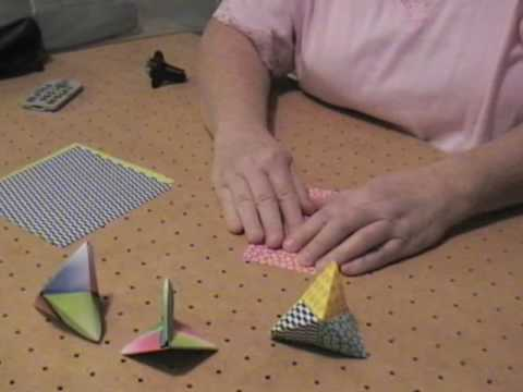 Origami Jewel