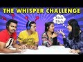 Download Video Download THE WHISPER CHALLENGE | FUNNIEST EVER CHALLENGE | HUNGRY BIRDS 3GP MP4 FLV