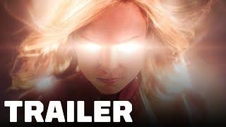 Captain Marvel Trailer (2019) Brie Larson