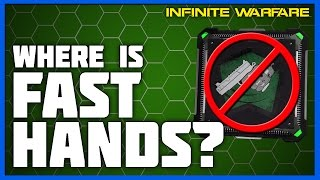 No Fast Hands? | Sprintout has Changed with Infinite Warfare
