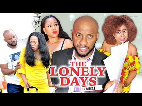 Mp4 Video: The Lonely Days 1 - 2017 Latest Nigerian Nollywood Movies     - Download