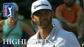Dustin Johnson's extended highlights | Round 1 | THE PLAYERS