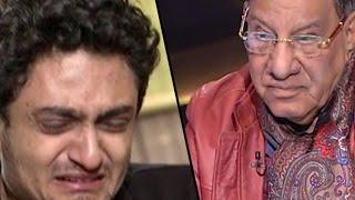 100 سؤال - الاعلامي مفيد فوزي : وائل غنيم خدع المصريين بــ بكائه !!