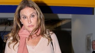 Caitlyn Jenner Returns To LA After Trump