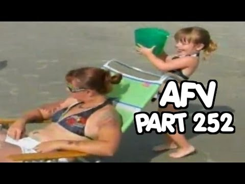 ☺ AFV Part 252 (NEW!) America's Funniest Home Videos (Funny Clips Fail Montage Compilation)