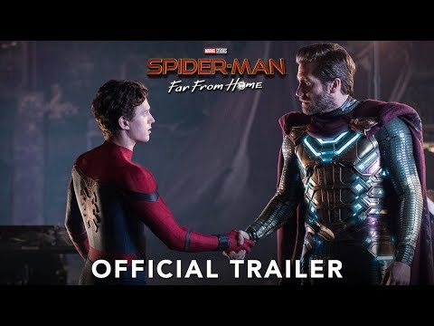 Xxx Mp4 SPIDER MAN FAR FROM HOME Official Trailer 3gp Sex