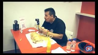 Tuyo fats food Fuerteventura bocadillo 3kg Vs DunasFM
