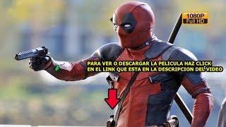 deadpool pelicula'completa'en'español'latino'2016
