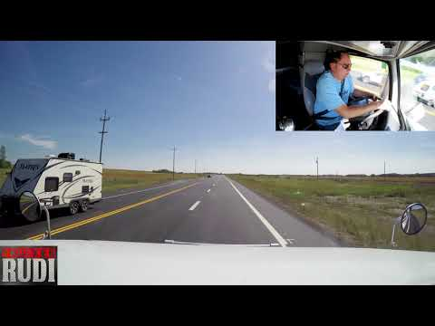 TRUCKER RUDI 09.02.17 Vlog#1179