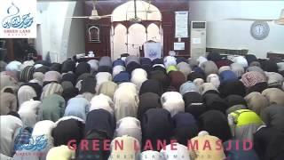 Day 27 - Taraweeh Prayer: Shaykh Ahsan Hanif/Qari Zakaullah Saleem