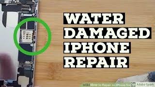 iPhone 6,6+,6s,6s+ Water Damage Repair DIY |2017|