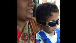 kid giving super answer to his mother ❤ Cute Baby Talking In Telugu || Funny Kids Videos