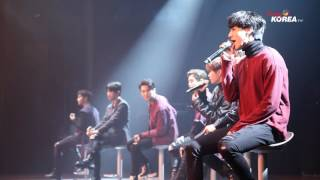 GOT7(갓세븐) Let Me - Canada Fan meeting 2016 Toronto