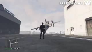 海外版GTA5オンライン面白ハプニング映像1