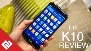 LG K10 Camera, Gaming & Performance  Review in India