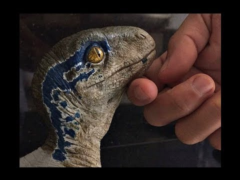 Blue legends never die Jurassic World