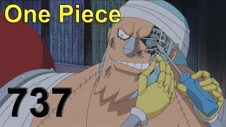 One Piece Episode 737 Review deutsch / german