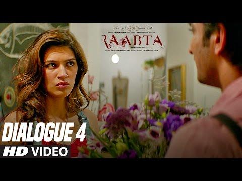 Raabta Dialogue Promo 4 | Sushant Singh Rajput | Kriti Sanon
