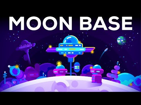 Xxx Mp4 How We Could Build A Moon Base TODAY –Space Colonization 1 3gp Sex