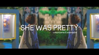 She Was Pretty    CRUSH [MV COLLAB]