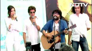 SRK, Anushka, Imtiaz & Pritam At Hawayein Song Launch