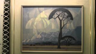 Discovering South Africa's most precious art treasures - Pierneef