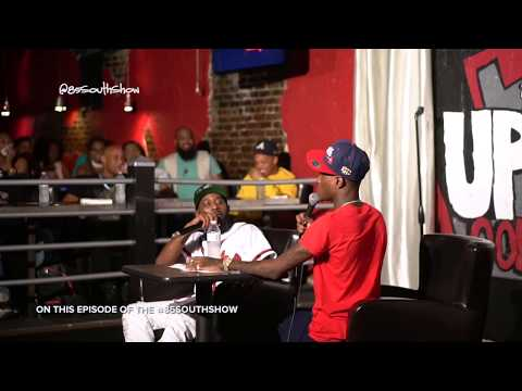 The King Of The South Roast Session w D.C. Young Fly & Karlous Miller ft. T.I.