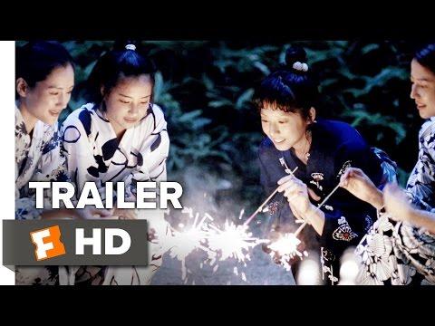 Our Little Sister Official Trailer 1 (2016) - Hirokazu Koreeda Movie HD