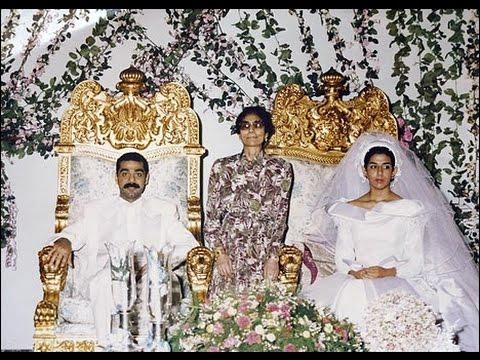 عدي صدام حسين حفل زواجه لاول مرة يتم عرضه Uday Saddam Wedding