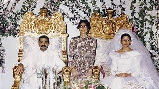 عدي صدام حسين حفل زواجه لاول مرة يتم عرضه | Uday Saddam Wedding