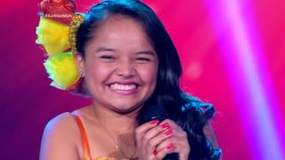 Diana Valentina cantó Llanero, si soy llanero de Cholo Valderrama – LVK Col – Rescates – Cap 40 – T2