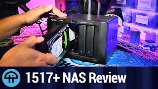 Synology 1517+ NAS Review