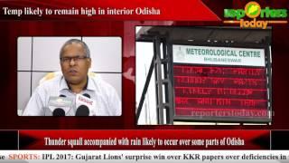No respite from heat wave in Odisha