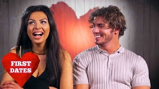 Should You Kiss On A First Date? | First Dates