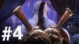 God of War Ascension Gameplay Walkthrough Part 4 - The Village of Kirra