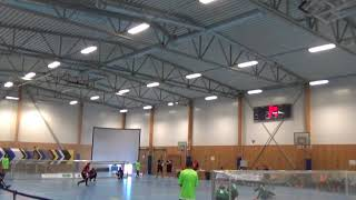 2018 Goalball World Championships Canada v Algeria 2nd Half