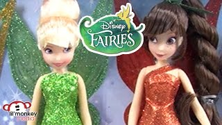 Disney Legend of the Neverbeast Fairy Doll Set