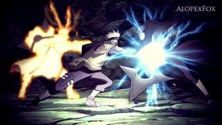 Naruto, Kakashi Vs Madara, Obito「AMV」My Demons ᴴᴰ