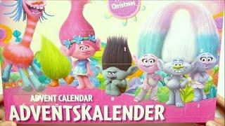 New Trolls Advent Calendar 2017