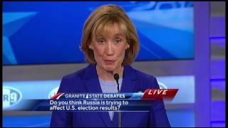Full video: 2016 Granite State Debate involving candidates for U.S. Senate seat in NH
