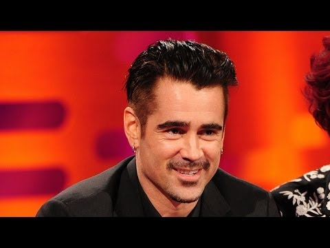 Xxx Mp4 COLIN FARRELL My Sex Tape Dialogue The Graham Norton Show On BBC AMERICA 3gp Sex