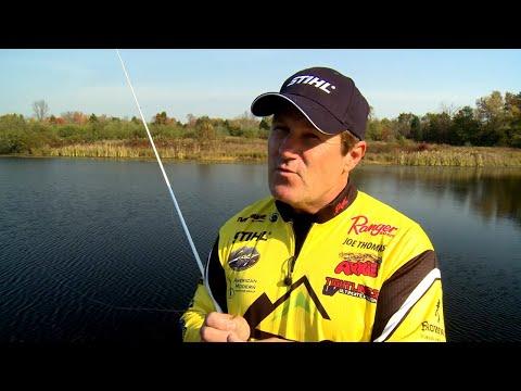 Joe Thomas Fishing Tip: Shallow Cranking