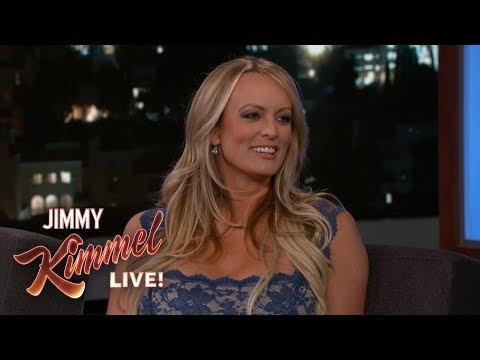 Xxx Mp4 Jimmy Kimmel's FULL INTERVIEW With Stormy Daniels 3gp Sex