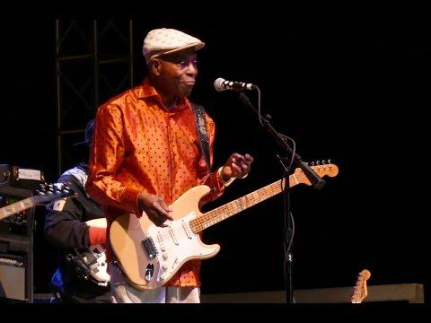 Buddy Guy 2017 04 08 St. Petersburg, Florida - Tampa Bay Blues Festival