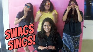 Team MissMalini M(eat) The Minions & Swagata Sings Your Requests!! Vlog #43